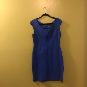 Blue Cynthia Rowley Dress- Large